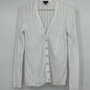 Talbots Womens cardigan light weight career office